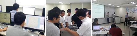 ITS 전문교육 사진