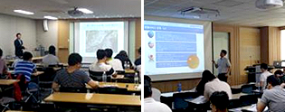 ITS 협력교육 사진